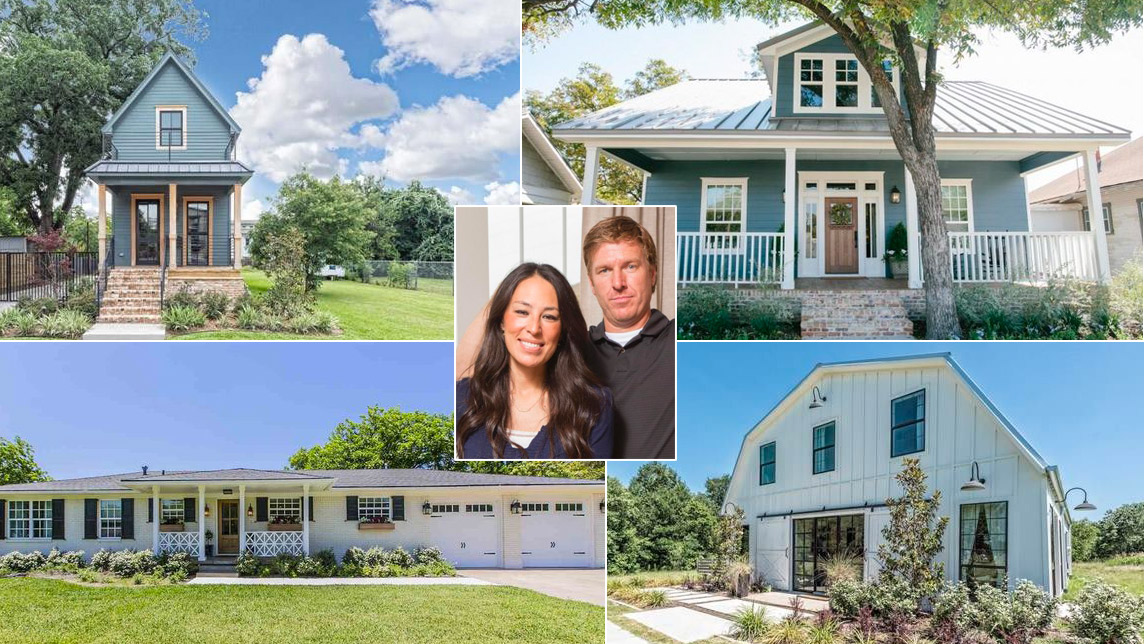 What s up with those famous fixer upper homes now amy for What happens to the houses on fixer upper