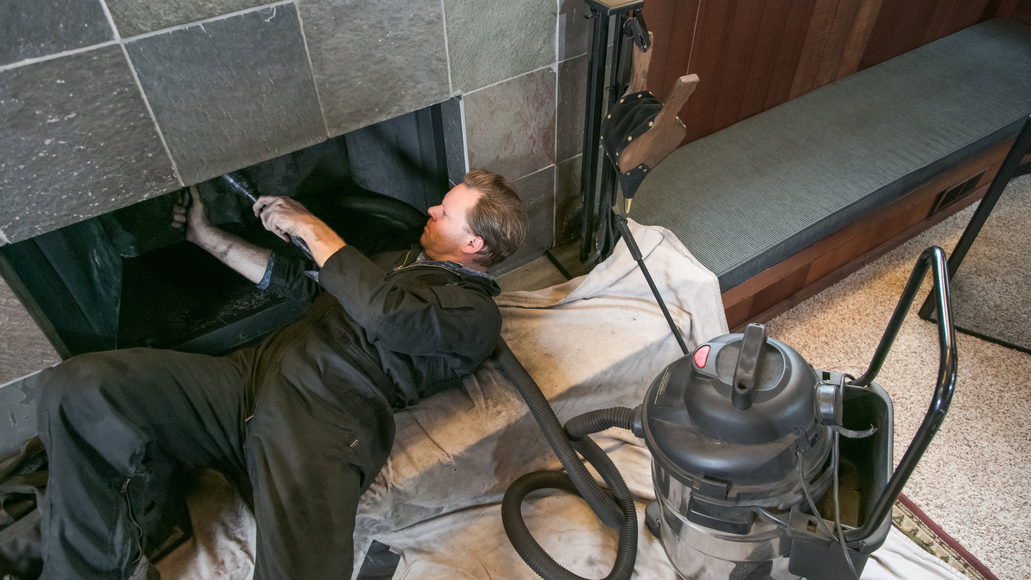 how to clean a chimney and fireplace so hearth and home remain