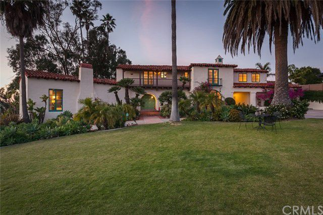 Paul Williams Goldschmidt House in San Clemente