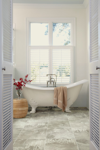 Shaw Floors | Design Gallery contemporary-bathroom