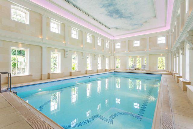 Fedamore House indoor pool