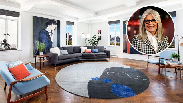 diane-keaton-former-apartment-nyc