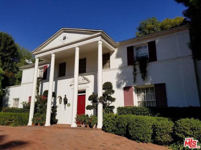 The home Paul Williams built for Eva Gabor