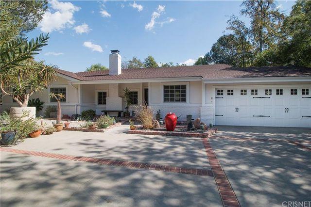 The Hollywood Hills home of Oscar Nunez.